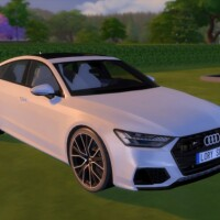 Audi-S7-Sportback-white-by-LorySims