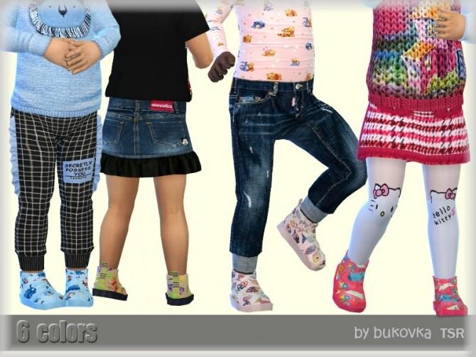 Boots Babies by bukovka at TSR image Boots Babies by bukovka 670x503 Sims 4 Updates