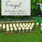 Caigel-Garden-Sign-Collection