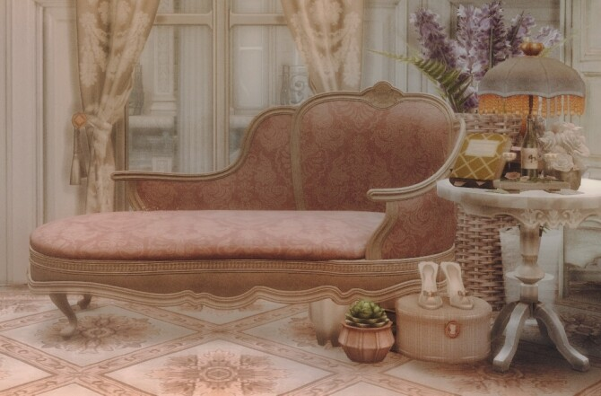 Cutie-Victorian-loveseat-by-Aggressivekitty
