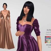DaisyPixels-Vienna-Dress-RC-by-Elfdor