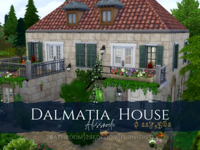 Dalmatia-House-by-Alissnoele
