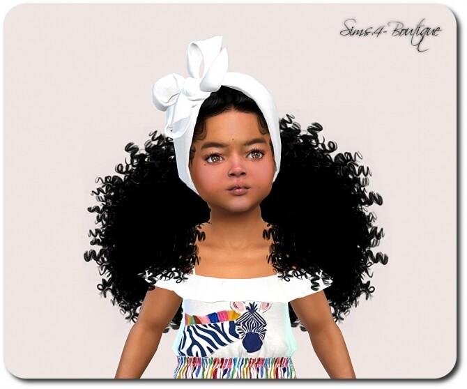 Designer Set for Toddler Girls TS4 at Sims4 Boutique image Designer Set for Toddler Girls TS4 670x558 Sims 4 Updates