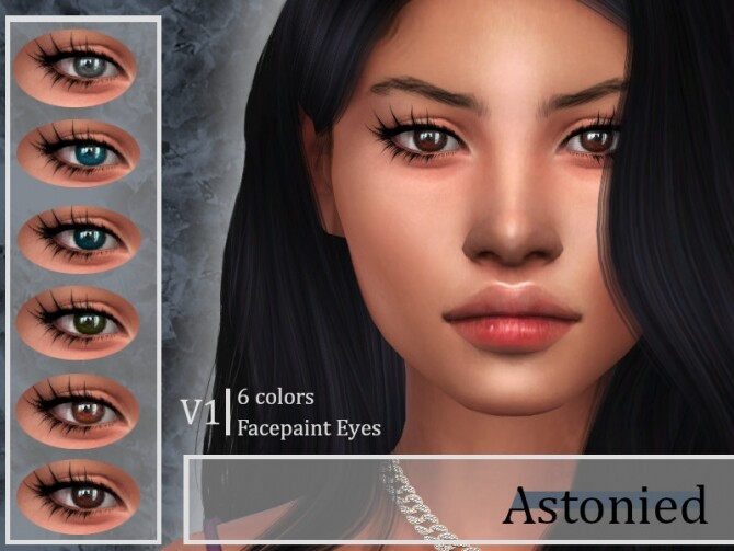 Eyes V1 by Astonied at TSR image Eyes V1 by Astonied 670x503 Sims 4 Updates
