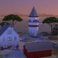 Fyrvokterboligen-The-lighthouse-keepers-house-by-KyriaT-1