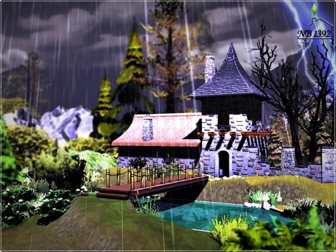 Gargamels Castle The Smurfs by nobody1392 at TSR image Gargamels Castle The Smurfs by nobody1392 1 670x503 Sims 4 Updates