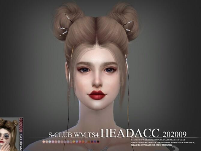 Headacc 202009 by S Club WM at TSR image Headacc 202009 by S Club WM 2 670x503 Sims 4 Updates
