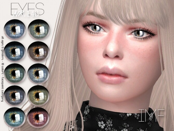 Sims 4 IMF Eyes N.148 by IzzieMcFire at TSR