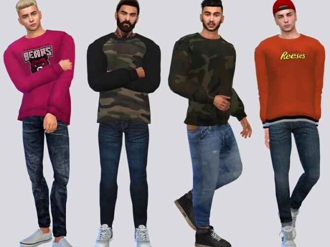 Just Random Pullovers by McLayneSims at TSR image Just Random Pullovers by McLayneSims 670x503 Sims 4 Updates