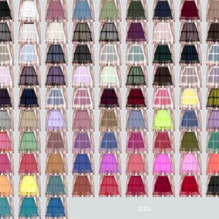 Lace-Tiered-Sha-Mini-Skirt-by-Marigold-4