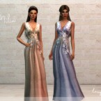 Milia-embellished-long-dress-by-laupipi