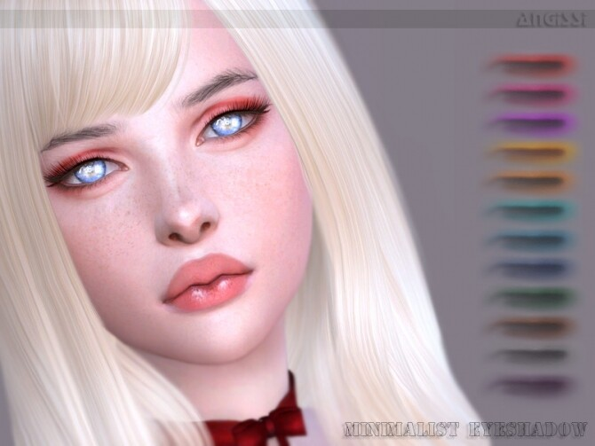 Minimalist Eyeshadow by ANGISSI at TSR image Minimalist Eyeshadow by ANGISSI 670x503 Sims 4 Updates
