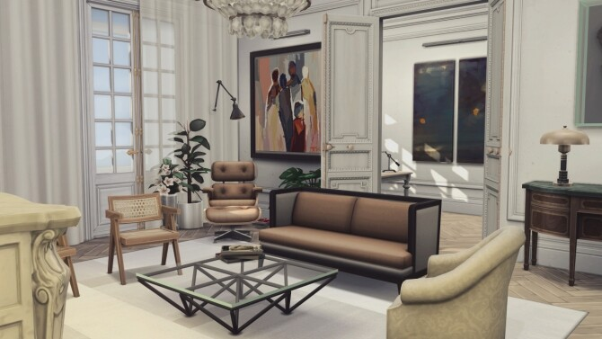 My Dream Apartment at Harrie image My Dream Apartment by Harrie img2 670x377 Sims 4 Updates