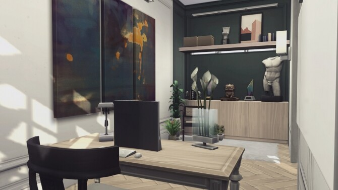 My Dream Apartment at Harrie image My Dream Apartment by Harrie img3 670x377 Sims 4 Updates