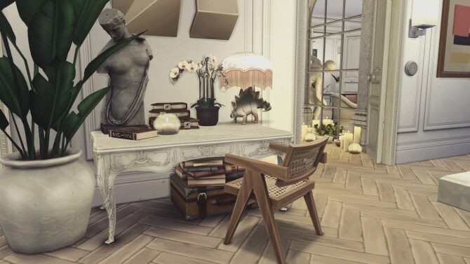 My Dream Apartment at Harrie image My Dream Apartment by Harrie img5 670x377 Sims 4 Updates