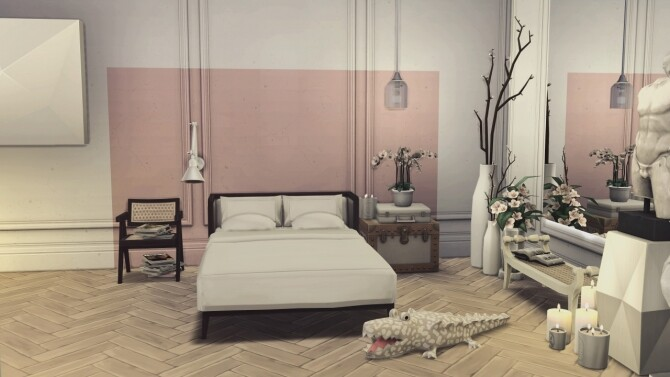 My Dream Apartment at Harrie image My Dream Apartment by Harrie img6 670x377 Sims 4 Updates