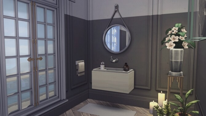 My Dream Apartment at Harrie image My Dream Apartment by Harrie img7 670x377 Sims 4 Updates