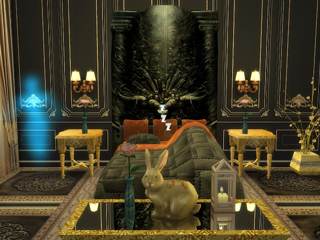 Sims 4 Nightmares & Dreams wall decals at Anna Quinn Stories