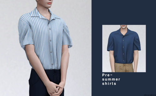 Pre summer set at Kiro image Pre summer male clothes set by Kiro 2 Sims 4 Updates
