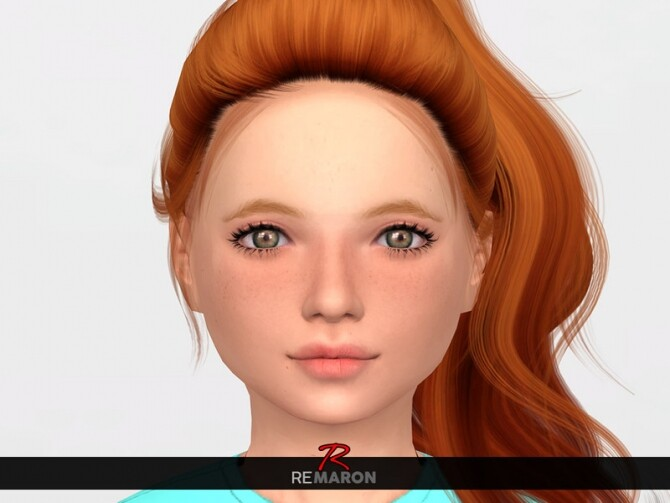 Realistic Eyes N09 All ages by remaron at TSR image Realistic Eyes N09 by remaron 2 670x503 Sims 4 Updates