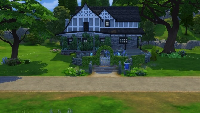 Rustic Home by ElvinGearMaster at Mod The Sims image Rustic Home by ElvinGearMaster 2 670x377 Sims 4 Updates