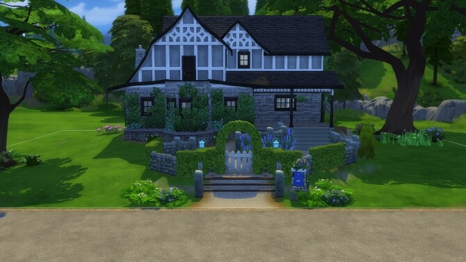 Rustic Home by ElvinGearMaster at Mod The Sims image Rustic Home by ElvinGearMaster 3 670x377 Sims 4 Updates