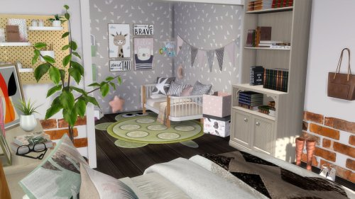 SINGLE-MOM-WITH-HER-TODDLER-BEDROOM