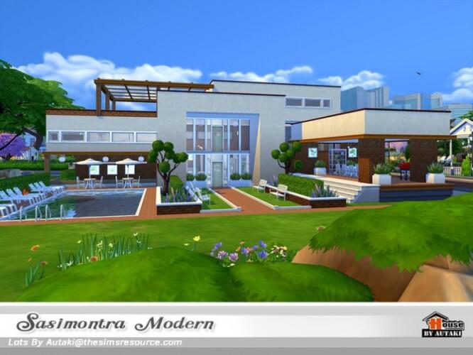 Sasimontra-Modern-home-by-autaki