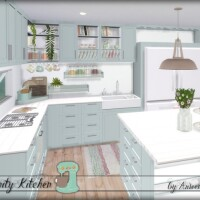 Serenity-Kitchen-by-ArwenKaboom-mint-2