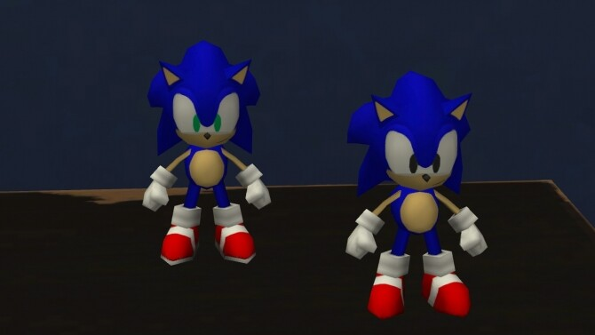 Sonic The Hedgehog Toy by LightningBolt at Mod The Sims image Sonic The Hedgehog Toy 3 670x377 Sims 4 Updates
