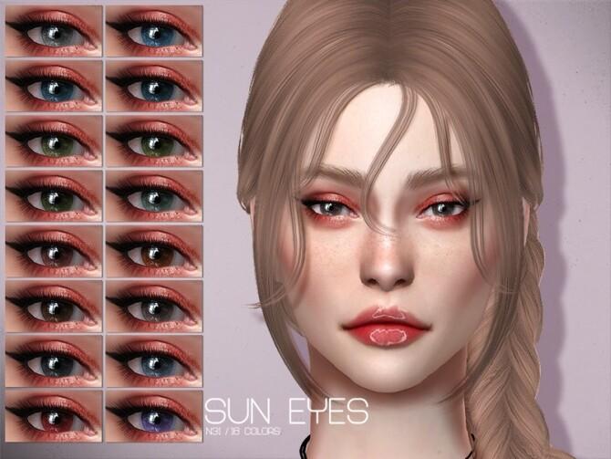 Sims 4 LMCS Sun Eyes N31 HQ by Lisaminicatsims at TSR
