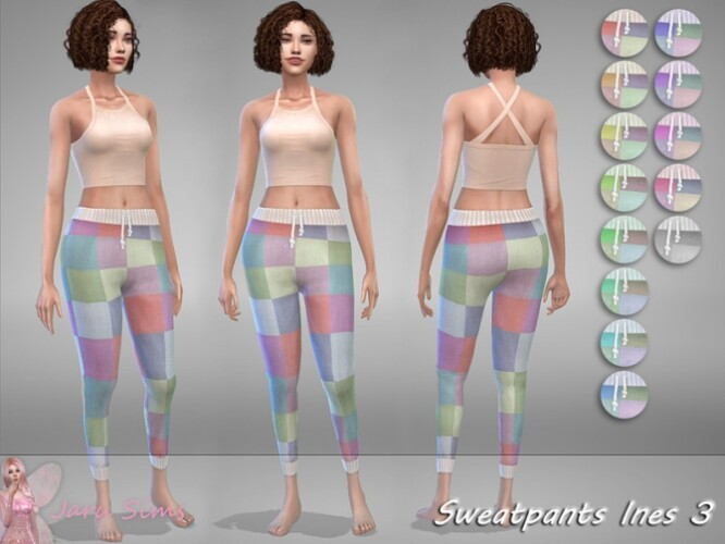 Sweatpants-Ines-3-by-Jaru-Sims