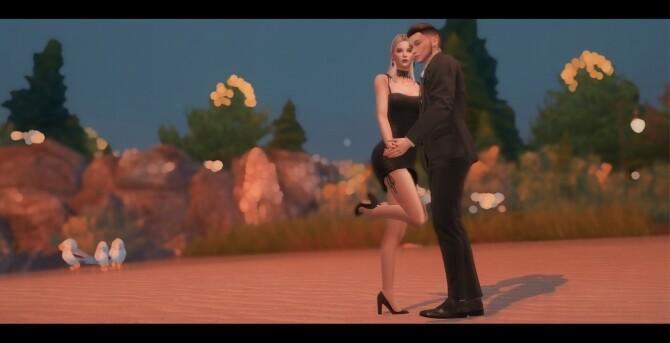 Tango poses at Rethdis love image Tango poses by Rethdis 4 670x343 Sims 4 Updates