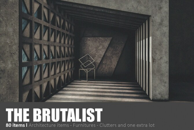 The-Brutalist-80-items-set-by-aggressivekitty