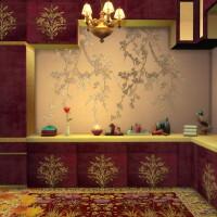 Trees-Greek-Vases-Flowers-by-Anna-DeDanann-3
