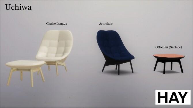 Uchiwa-Chaise-Longue-Armchair-Ottoman