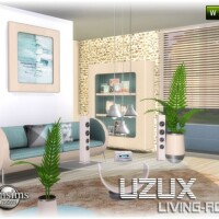 Uzux-living-room-beige-by-jomsims