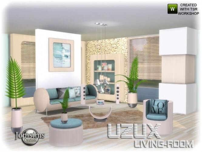 Uzux-living-room-by-jomsims