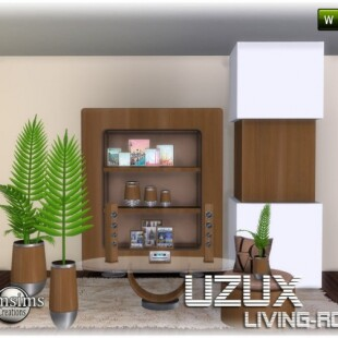 Uzux-living-room-decor-by-jomsims-2