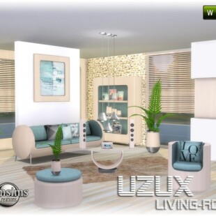 Uzux-living-room-decor-by-jomsims-5