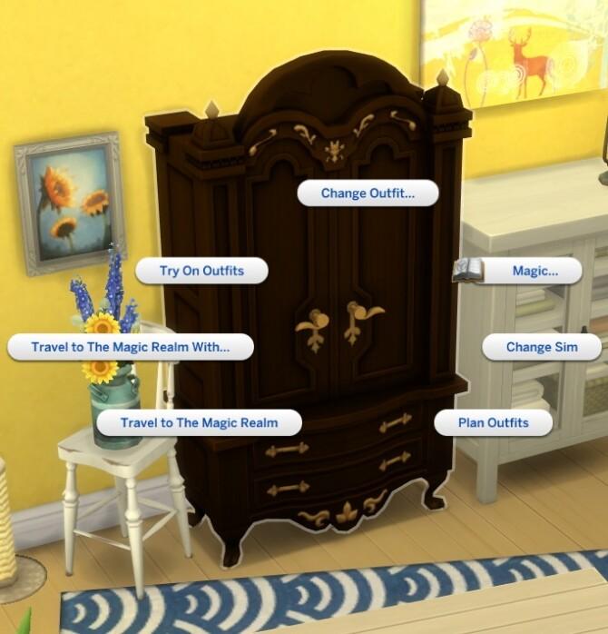 Wardrobe to the Magic Realm by JosephTheSim2k5 at Mod The Sims image Wardrobe Magic Realm 670x698 Sims 4 Updates