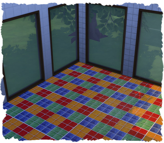 Floor tiles by Chalipo at All 4 Sims image 10022 Sims 4 Updates
