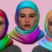 More colors for headscarf by jessiuss