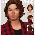 JAZZ RIFF hairstyle by simstrouble