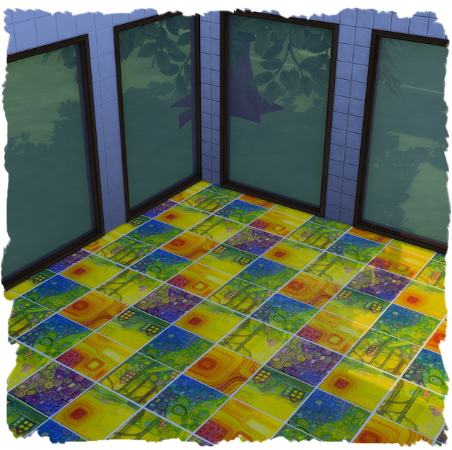 Floor tiles by Chalipo at All 4 Sims image 10225 Sims 4 Updates