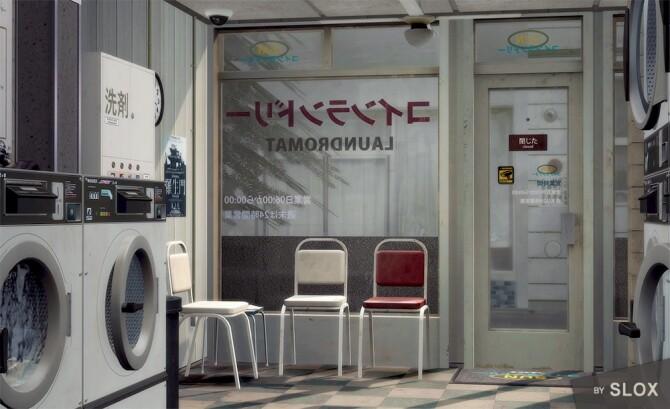SUN Laundromat Coin laundry