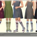 Knee Socks by bukovka