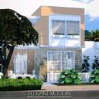 Elegant Modern House by MychQQQ