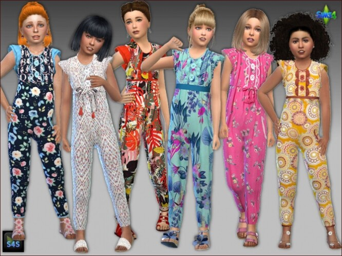 Jumpsuits for girls
