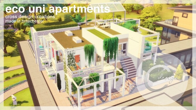 Eco Uni Apartments